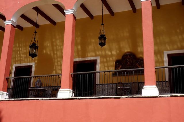 MEXIKO, Yucatán , Hacienda Sotuta de Peón, Sisalplantage,  19089