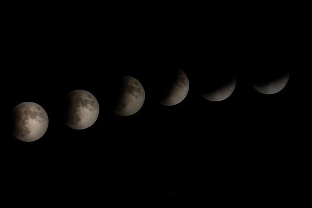 Eclipse desde Elche