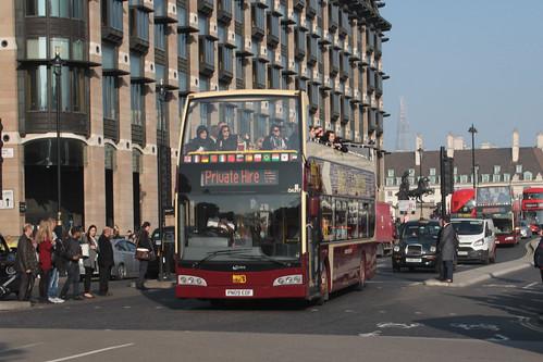 Big Bus Tours DA217 PN09EOF