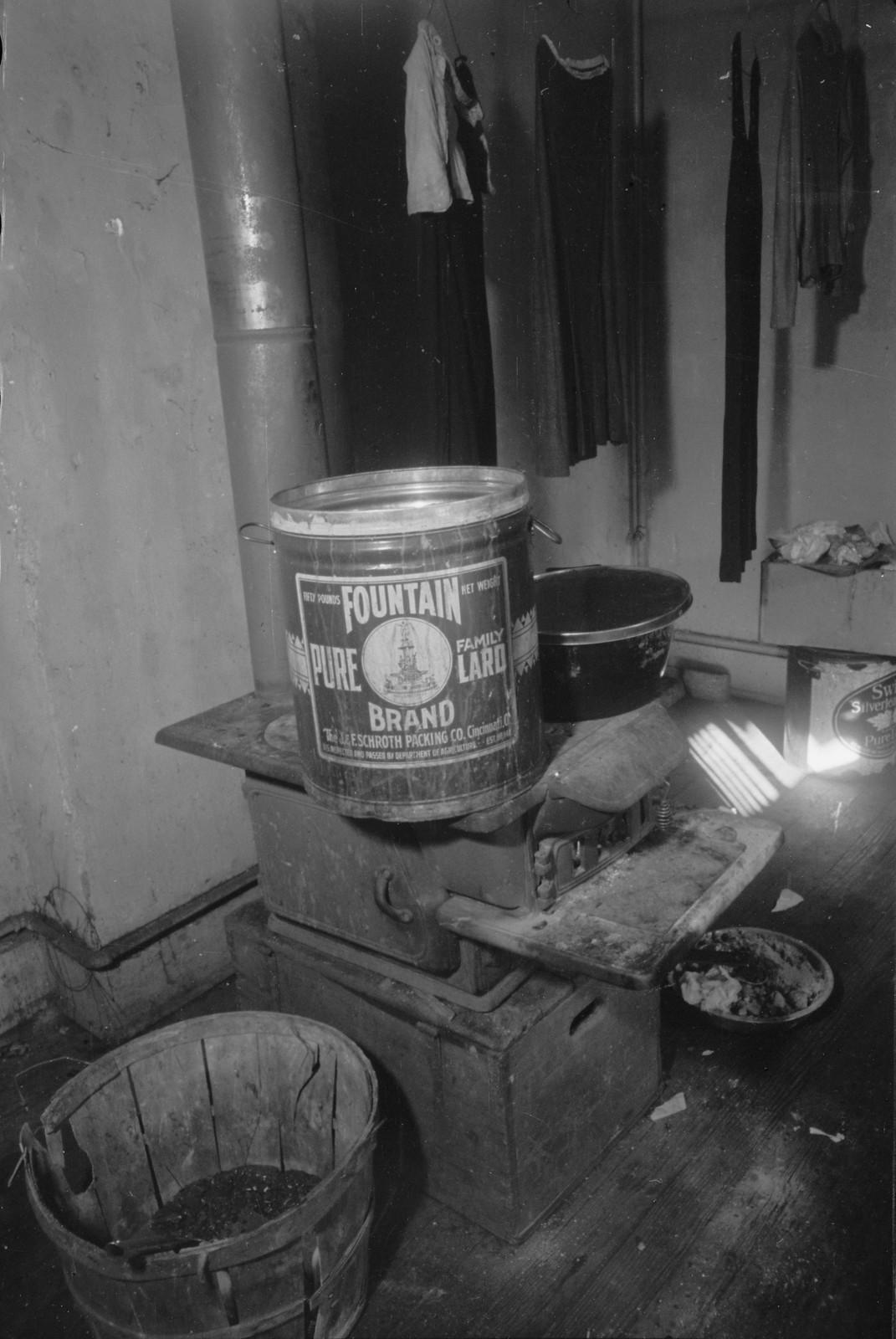 23. Кухня для двух семей, Hamilton Co., Огайо