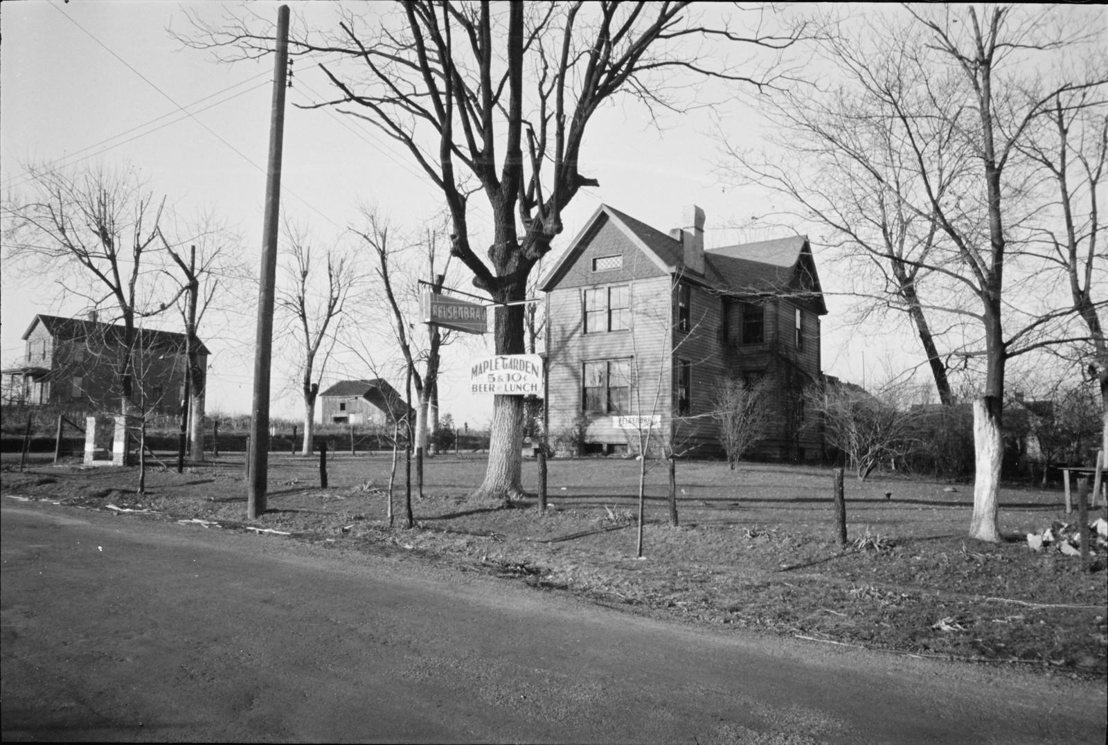 09. Гнилой дом, округ Гамильтон, Огайо