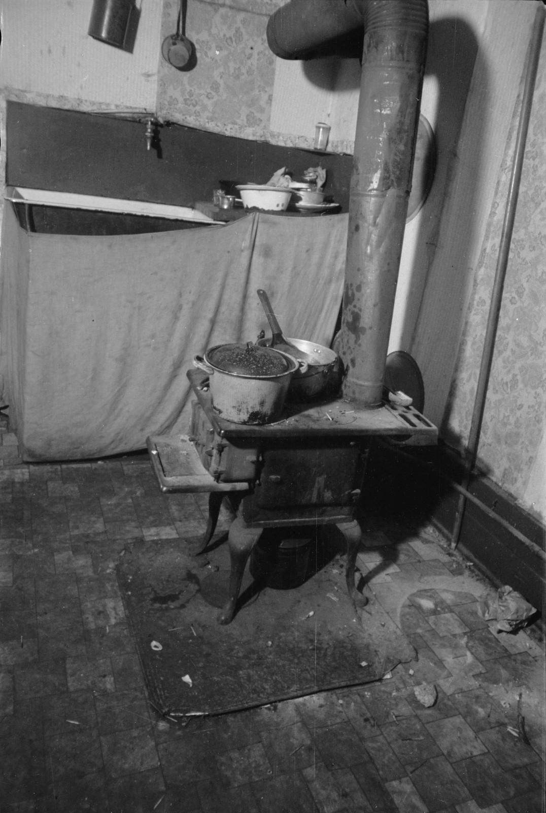 20. Кухня в многоквартирном доме, округ Гамильтой, Огайо