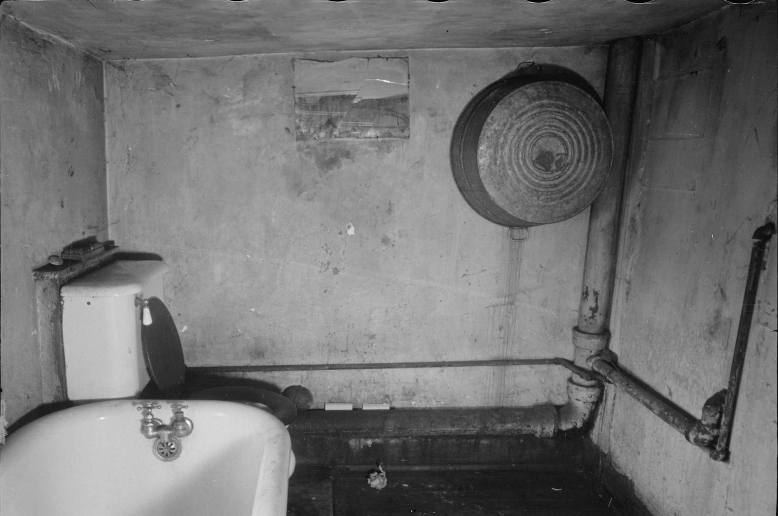 13. Ванная на улице Ван Хорн, Цинциннати, Огайо