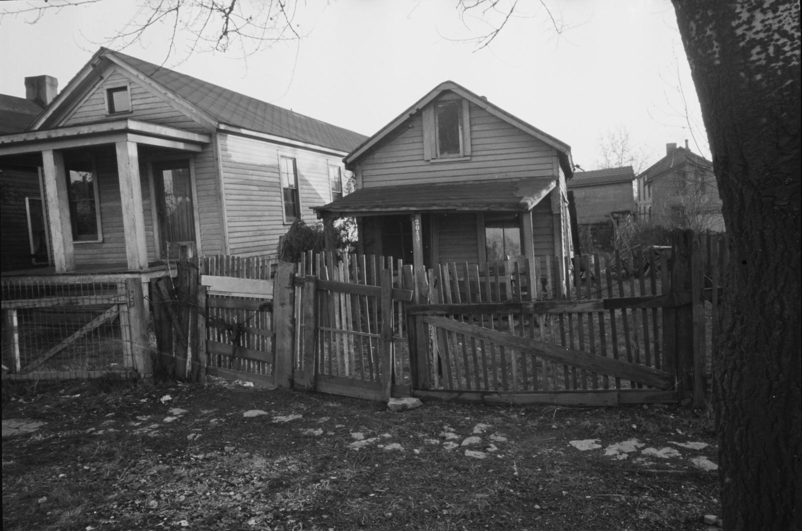 08. Дом, типичный для округа Гамильтон, Огайо