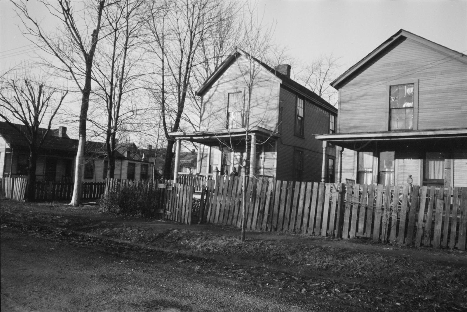 07. Типичный дом в окрестностях Цинцинатти
