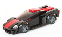 Street racer - red stripe 01