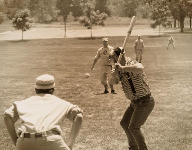 Vintage Baseball, Cantigny Park. 48 (EOS)