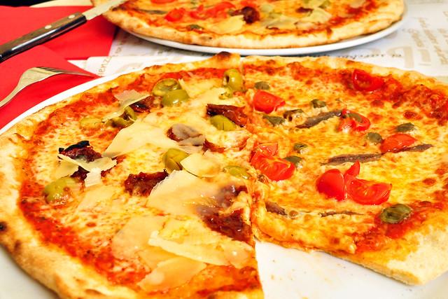 Bad Wörishofen, Juli 2019 --- Pizzeria Lido --- Fotos: Brigitte Stolle