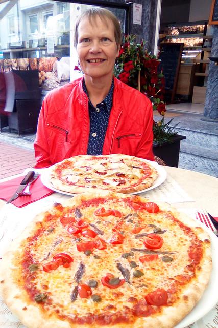 Bad Wörishofen, Juli 2019 --- Pizzeria Lido --- Foto: HE