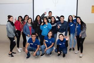 """La Facultad de Humanidades de la USIL realizó el taller """"Yo soy psicología"""", dirigido a estudiantes de quinto año de secundaria para con la finalidad que conozcan más de esta fascinante carrera."""