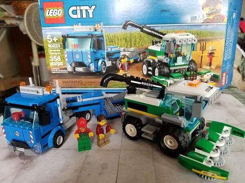 Lego City Set 60223