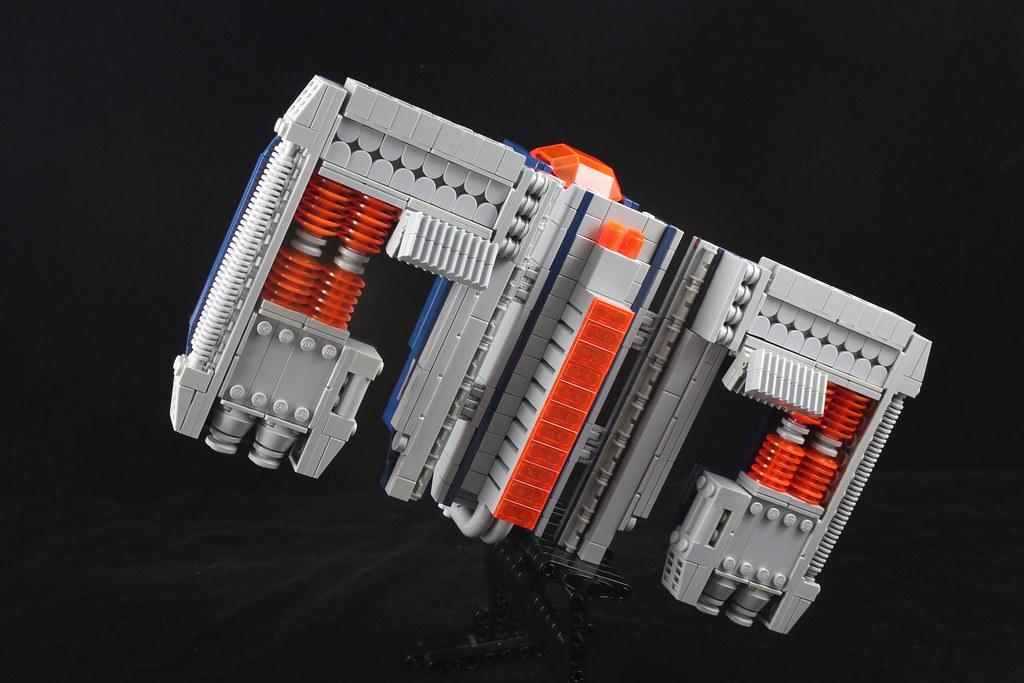 S-Wing underside details