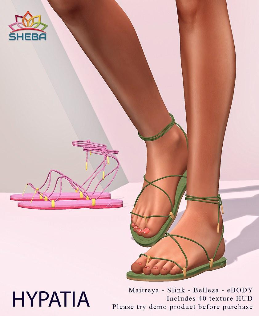 [Sheba] Hypatia Sandals