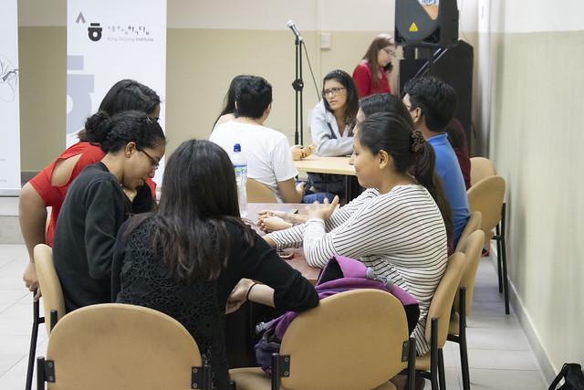 Entrega de certificados de coreano - Instituto King Sejong