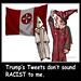 Trump's Tweets aren't RACIST