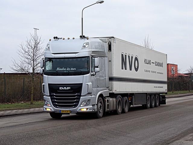 DAF XF 106.510 - Beens Holwerda Transport - NVO Transport