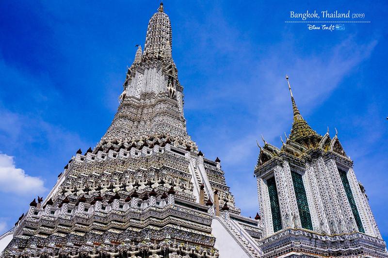 2019 Thailand Bangkok Wat Arun