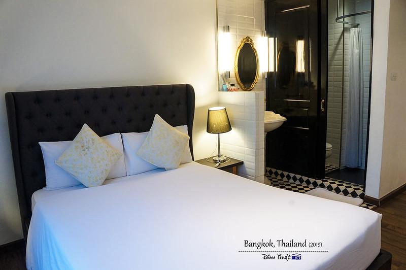 2019 Thailand Bangkok First House Hotel Pratunam
