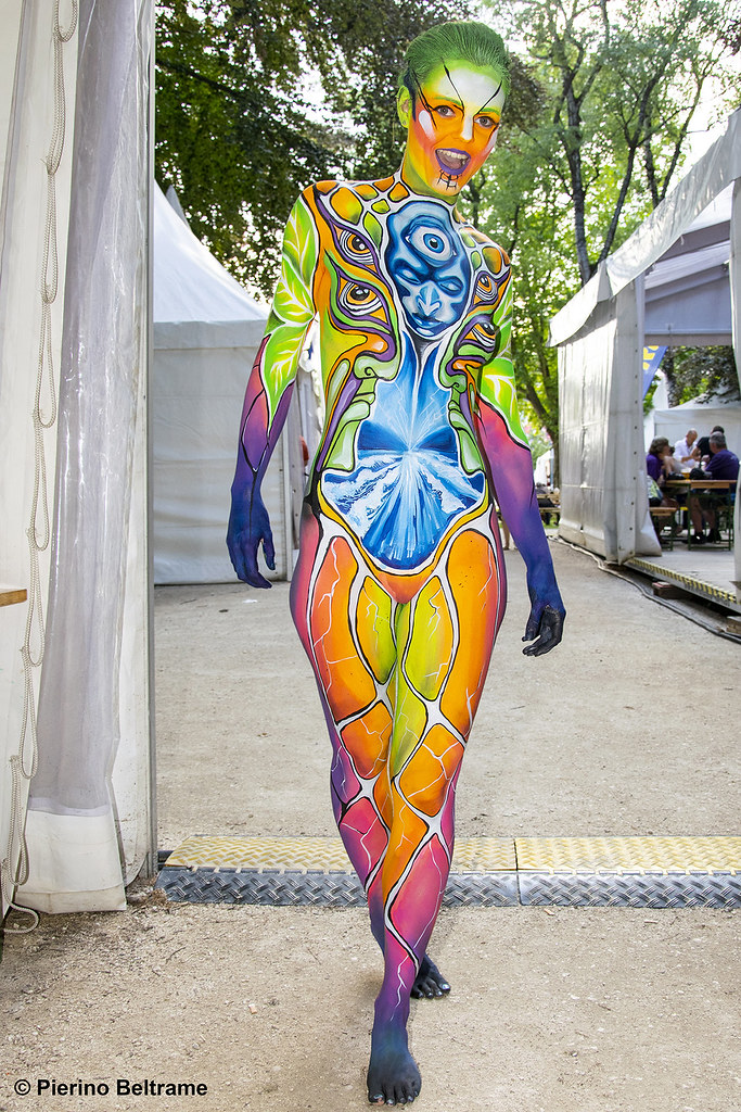 World Bodypainting Festival 2018 Klagenfurt Austria 14 07 Flickr