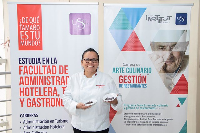 Quinto Concurso Nacional de Chocolate Peruano  se realizó en USIL