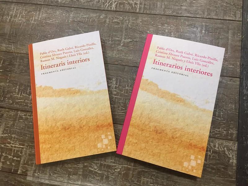 Libro de D'Ors 'Itinerarios interiores'