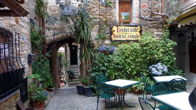 PRINCIPATO DI SEBORGA - Liguria
