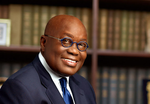 Ghana Politics-The Biography of Akufo-Addo