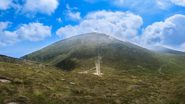 Slieve Donard (850m)