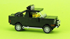 Little Mule - Ford Bronco '80