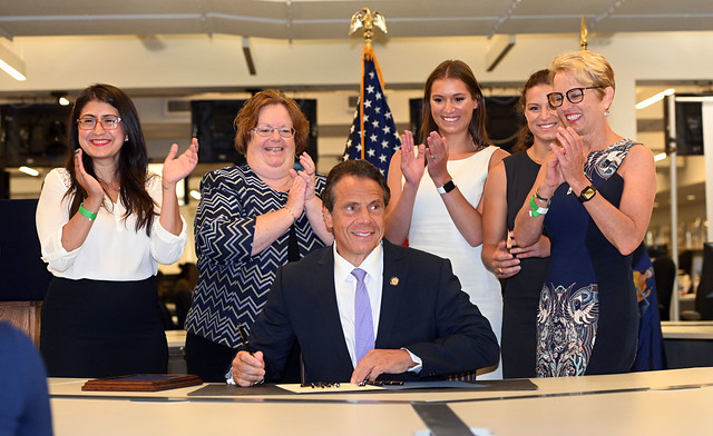 Governor Cuomo Signs Farm Workers Bill