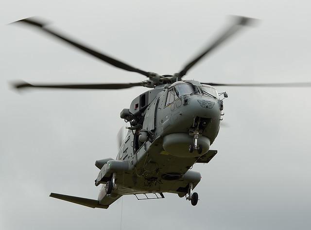 Agusta Westland Merlin HM.2 ZH857