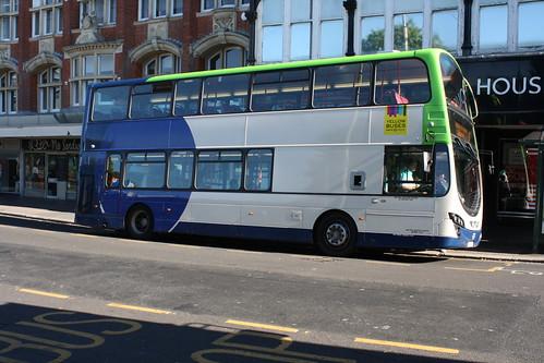 Yellow Buses 129 BX62FUU