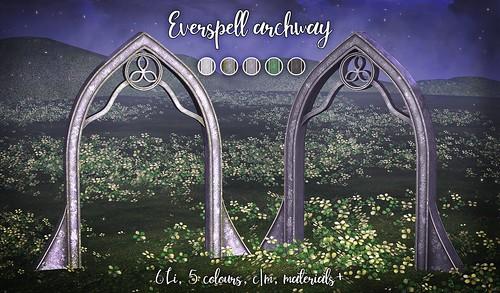 Everspell archways @Spellbound