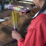Vietnam - Hue - Incense Stick Manufactoring - 7