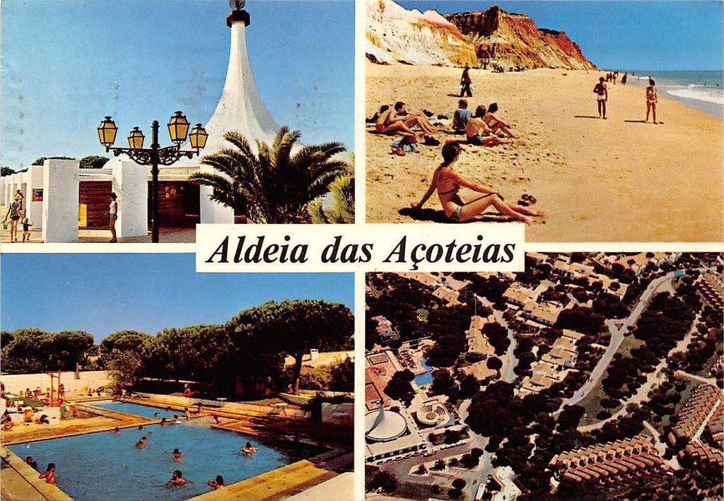 Aldeia das Açoteias, Albufeira (Ed. Foto-Vista, n.º 1489)