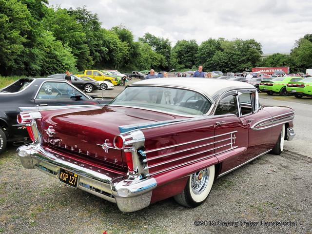 Oldsmobile Super, 1958