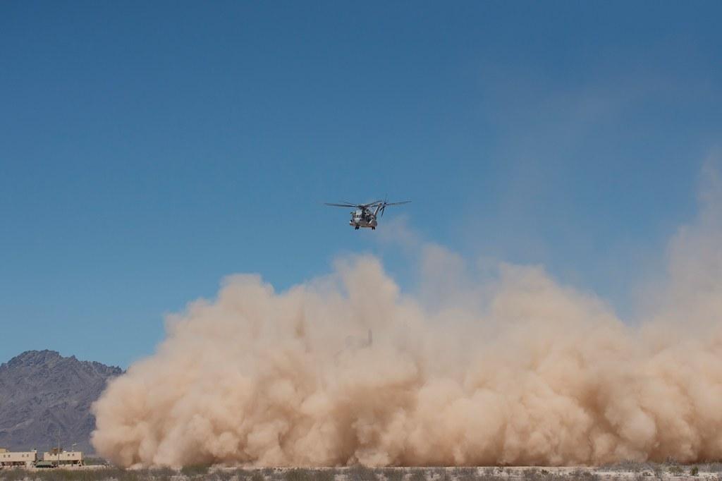 CH-53K DVE Testing 5