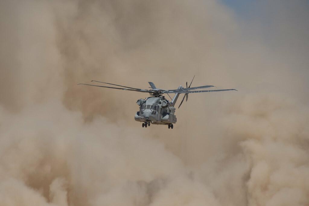 CH-53K DVE Testing 3
