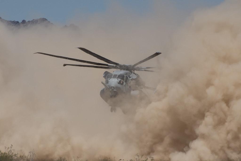 CH-53K DVE Testing 2
