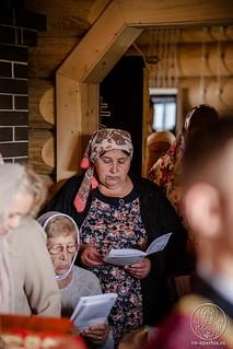 17.07.2019 | Литургия в деревне Морозовичи