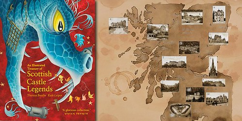 Theresa Breslin and Kate Leiper, An Illustrated Treasury of Scottish Castle Legends