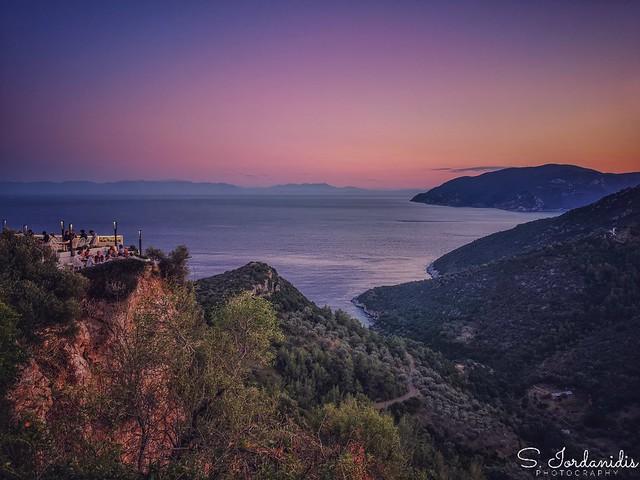 Romantic Sunset, Alonnisos - Greece
