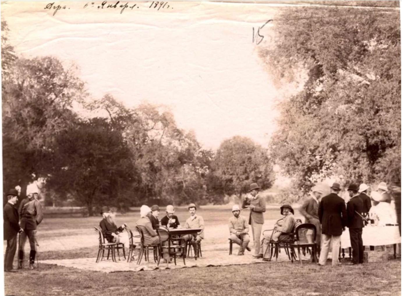 05. 1891. Индия. Агра