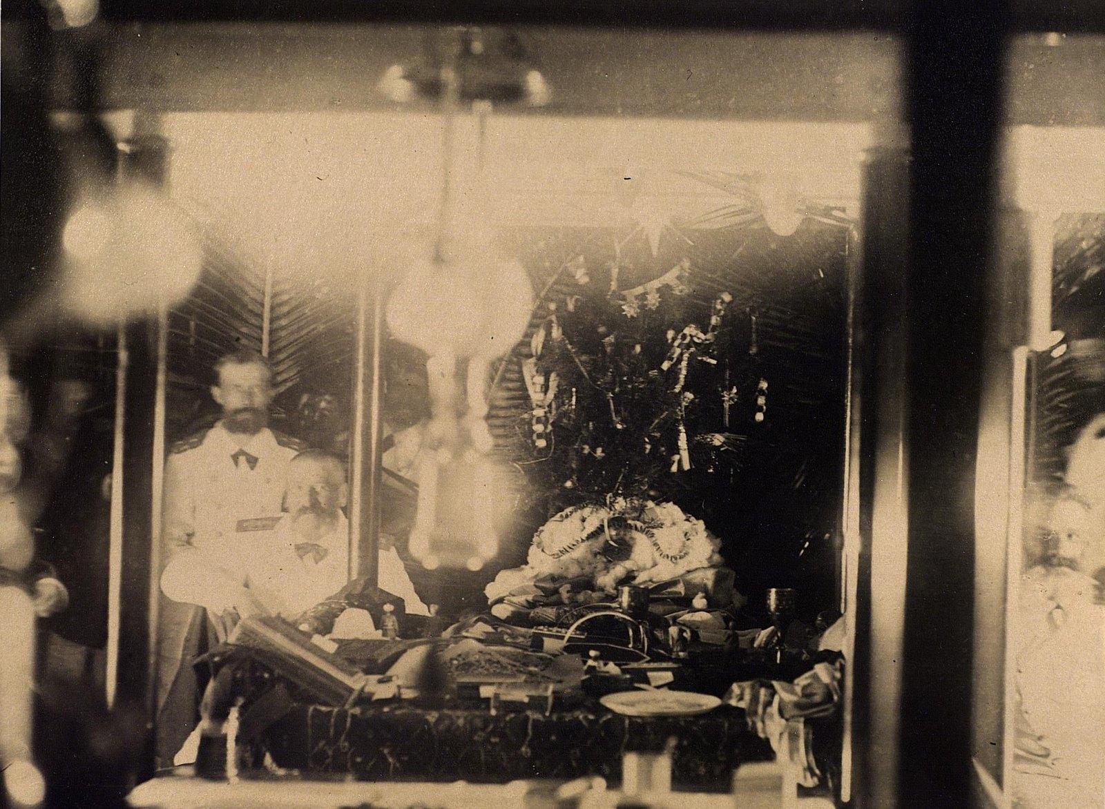 12. 1890. Цейлон. Празднование Рождества на фрегате «Память Азова»