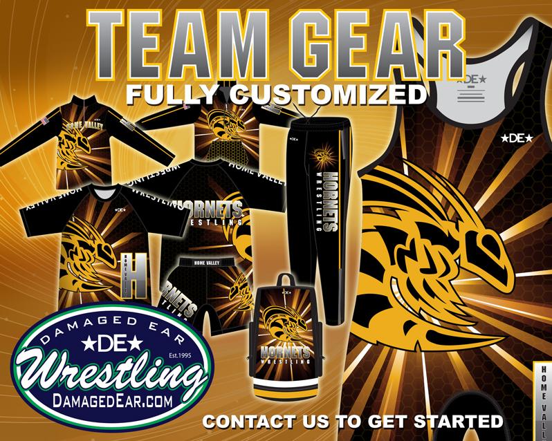 Fully Customized Team Gear