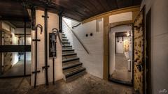Casemate VI basement
