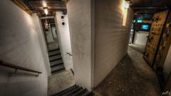 Casemate VI stairs