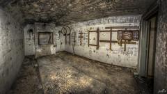 Casemate XVII Generator room