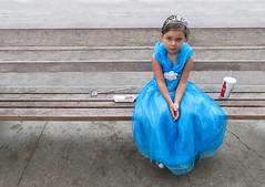 Princess Takes A Break