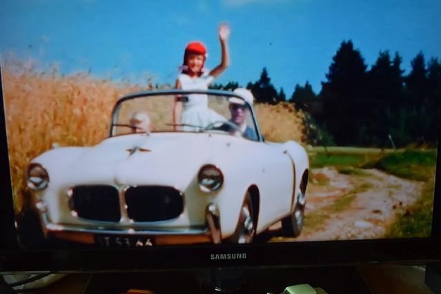 Fiat 1100 TV Spider 1955